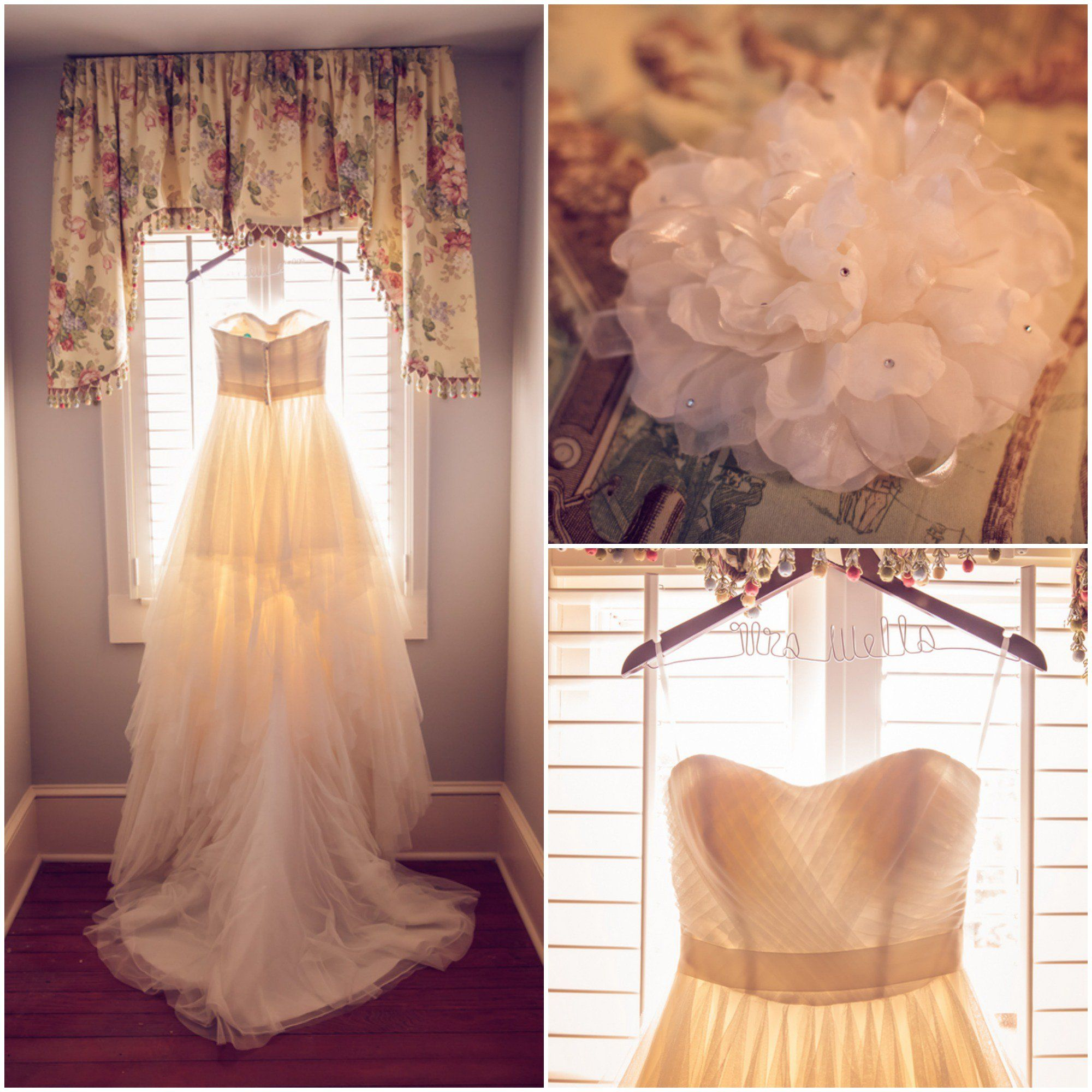 Romantic wedding dress details #richardbellphotography #lowndesgrovewedding #southcarolinawedding