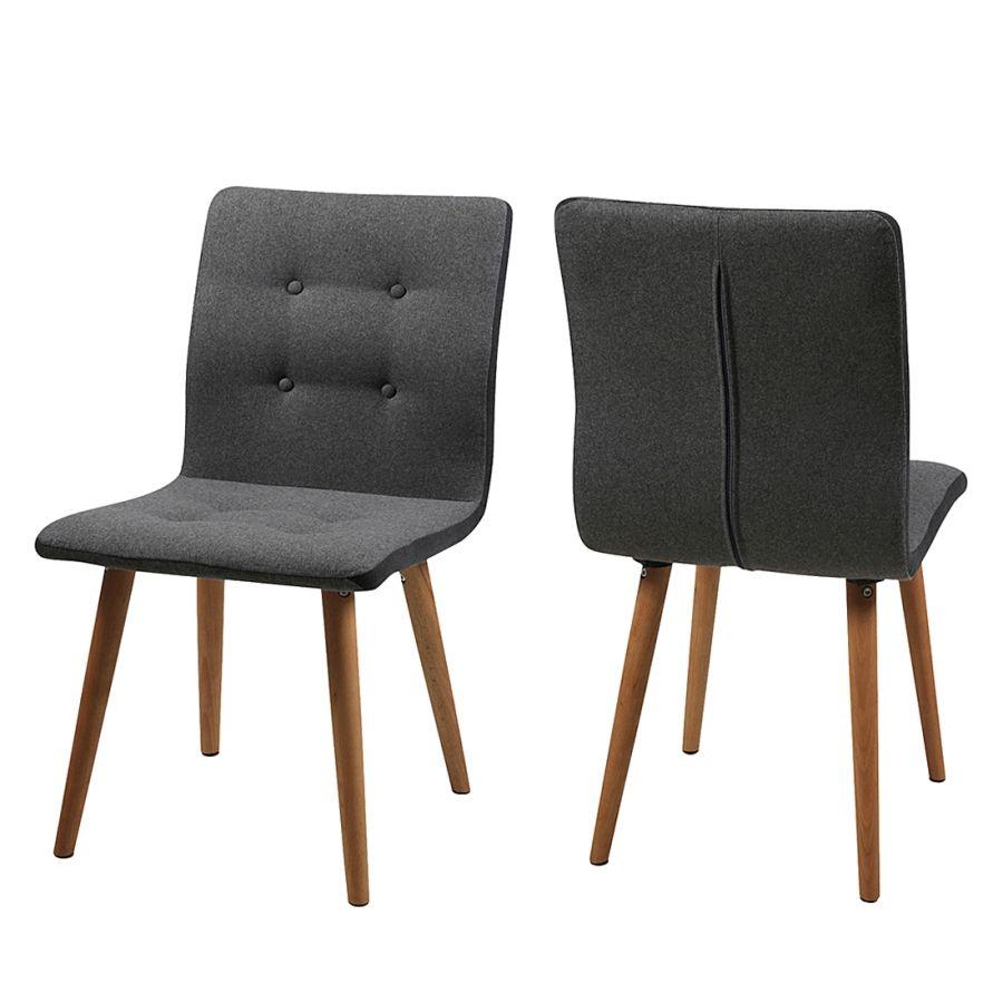 polsterstuhl kaja i 2er set st hle pinterest st hle polsterstuhl esszimmer und polsterstuhl. Black Bedroom Furniture Sets. Home Design Ideas