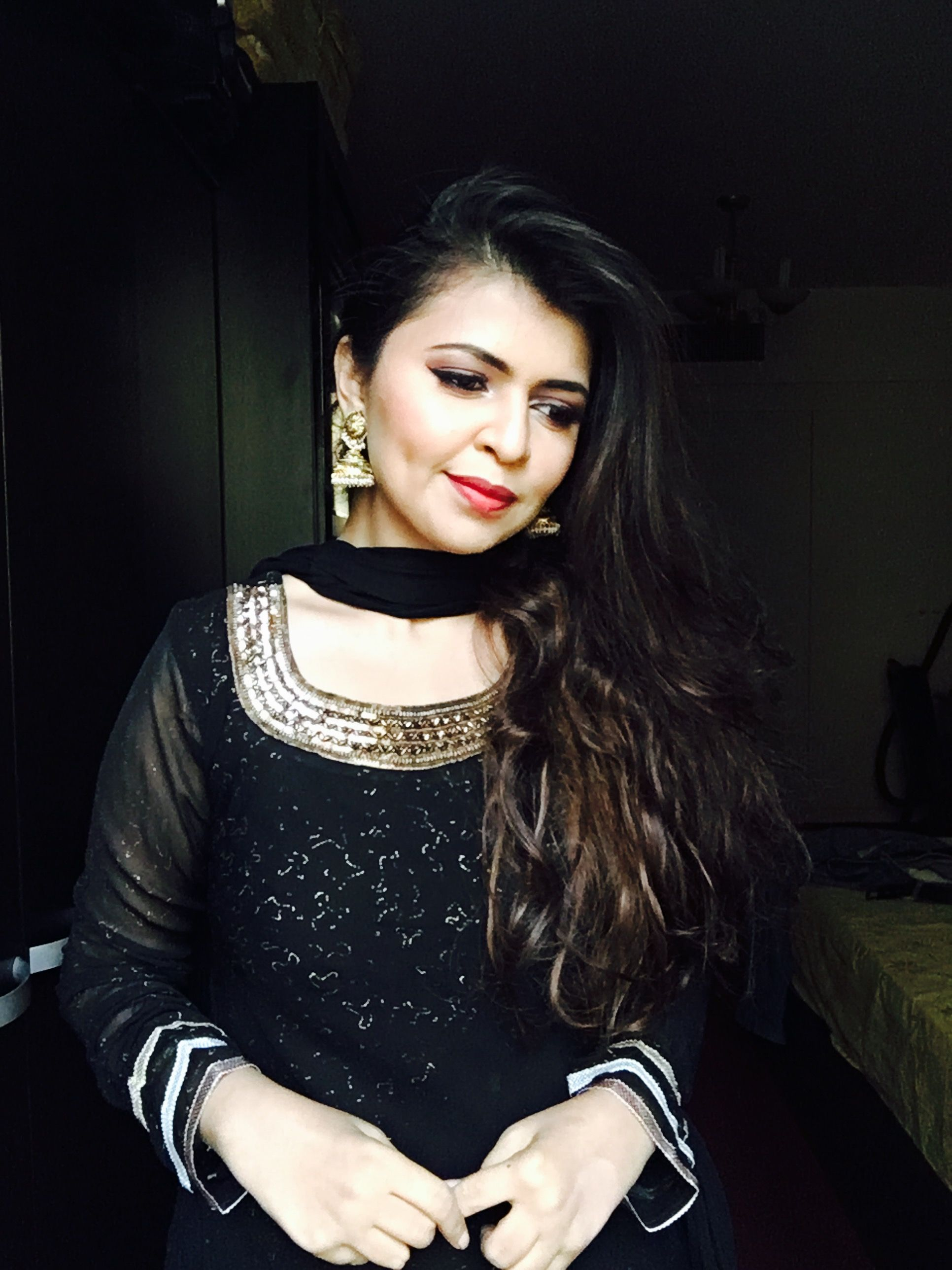 Pin by trupti sagar on black indian dress pinterest