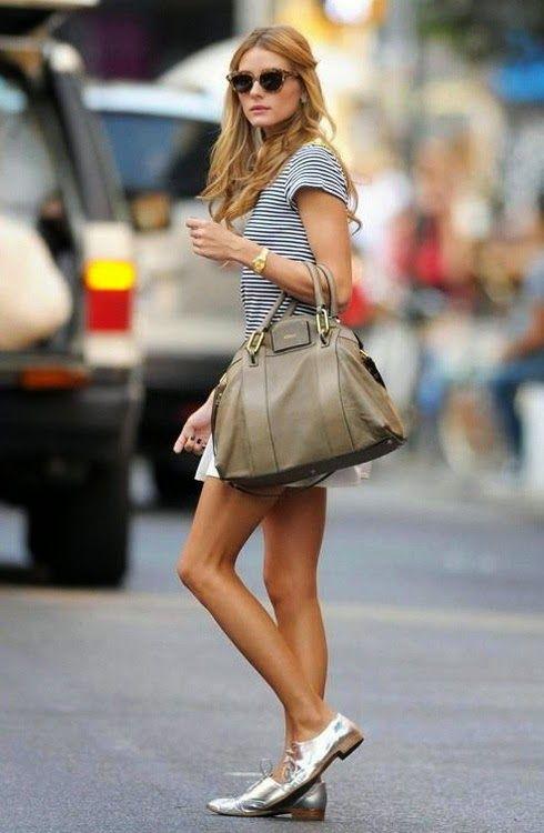 Trendy Wiosna Lato 2015 Metaliczne Buty Fashion Obsession Fashion Style
