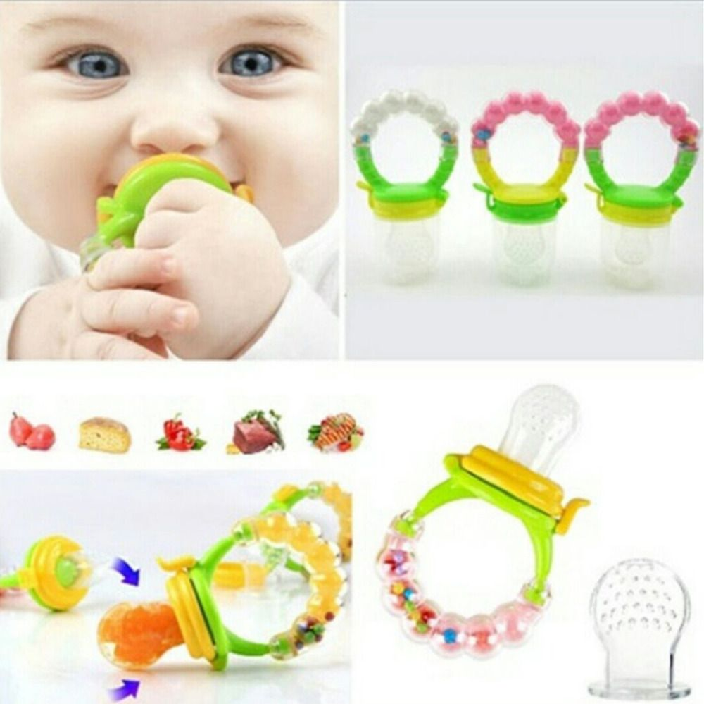 Kids silicone avent nipple fresh food milk fruits meat nibbler feeder  feeding tool baby suppliers soother dummy pacifier bpa fre - B E S T Online  ...