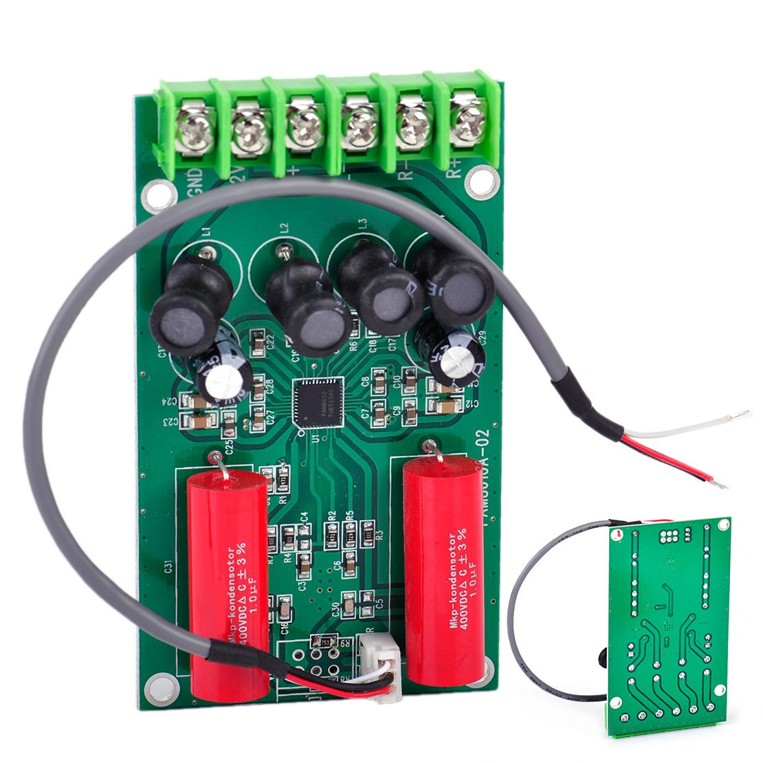 DWCX 12V Car TA2024 Mini Digital Audio AMP Amplifier Board