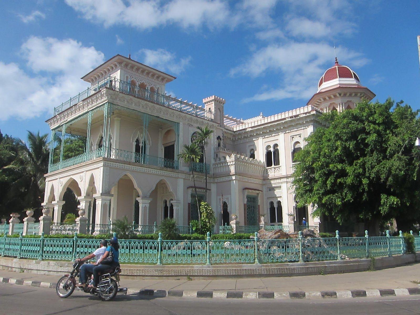 Cuban Mansions The Moorishstyle Palacio de Valle