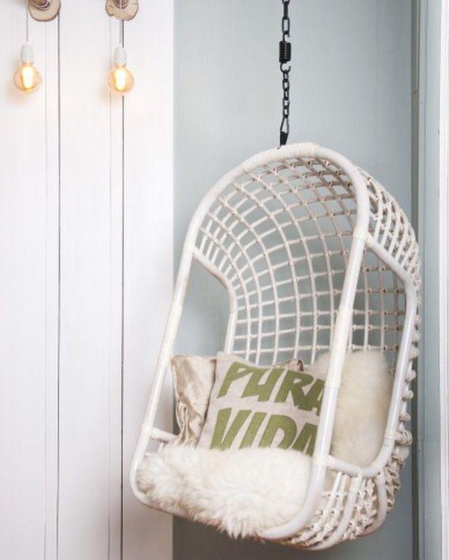 Hangstoel   slaapkamer Matisse   Pinterest   Room, Room ideas and ...
