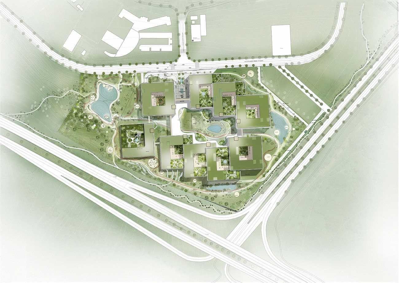 Woodlands Integrated Healthcare Campus (Singapore). C.F