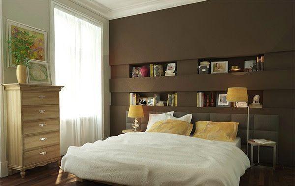 couleurs terre | chambre couleur terre | idées déco pour maison ...