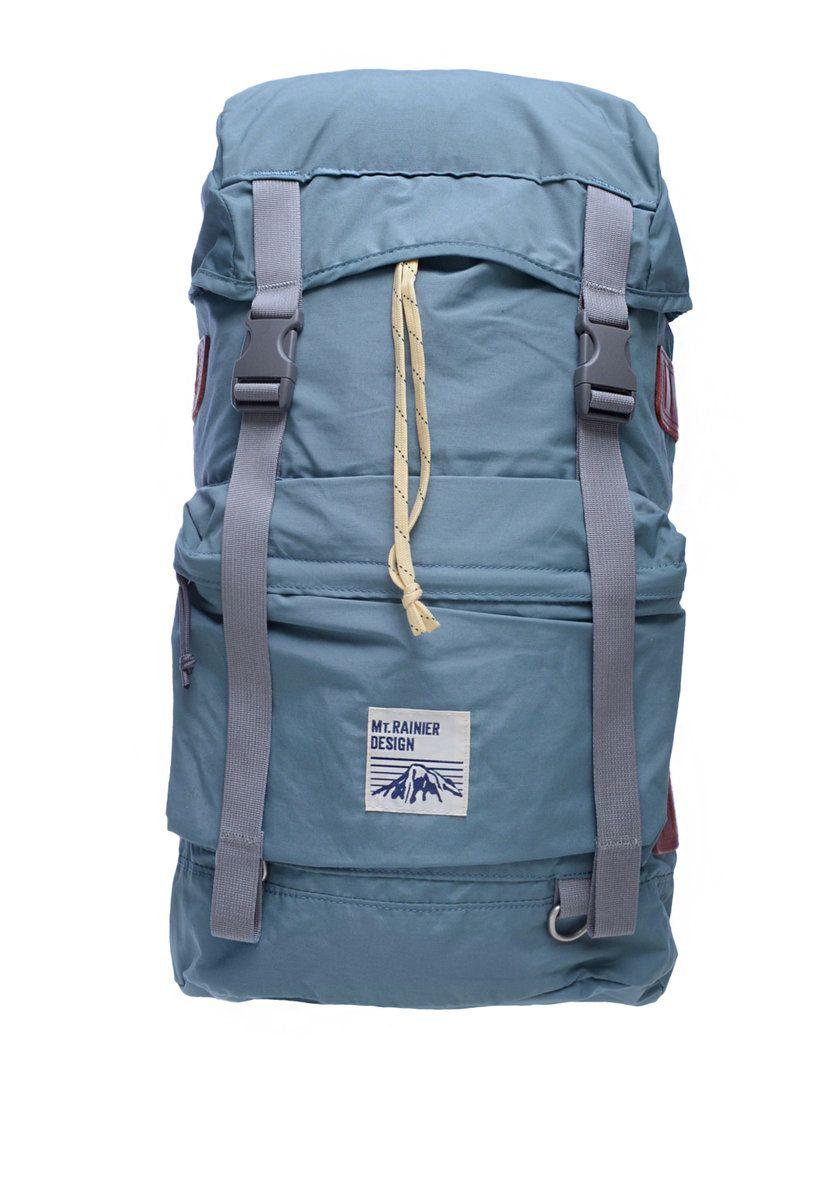 Mt. Rainier Design Classic Climbing Pack - B Grey  f5287408a4938