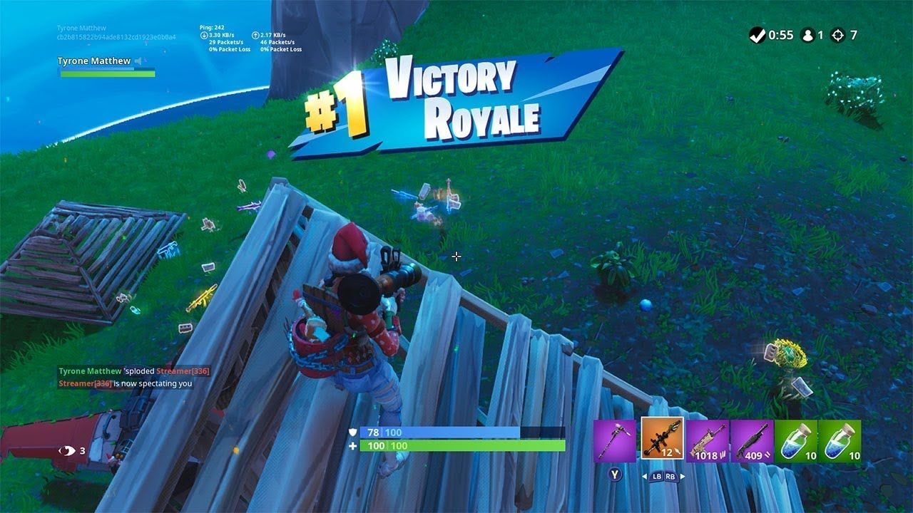 This Is How The Planes Gets You Solo Wins Easily In Fortnite