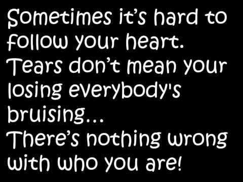 jessie j who you are lyrics on screen.wmv - YouTube