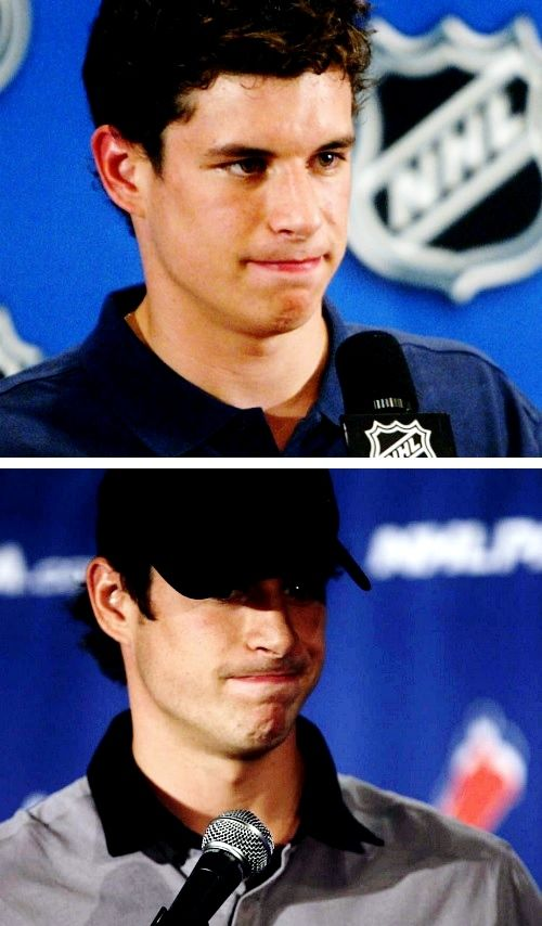 Sidney Crosby: The evolution of this ambiguous facial ...