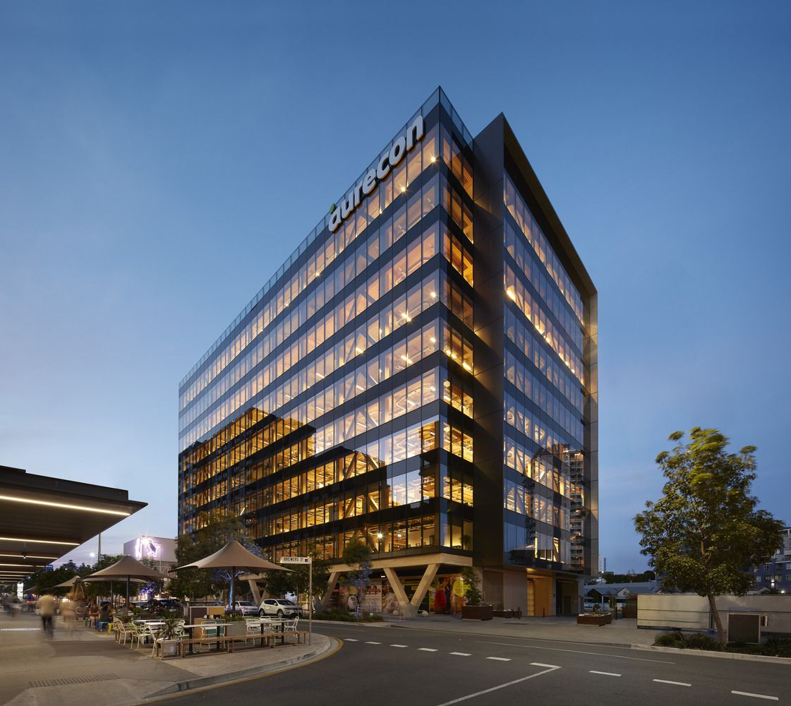Gallery Of The Tallest Timber Tower In Australia Opens Brisbane 1