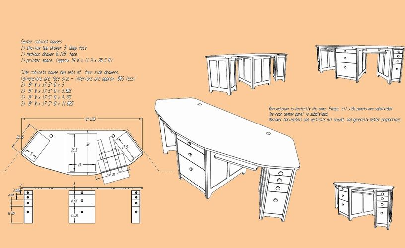 Dual Bay Window Desk Carpentry Concepts And Plans Pinterest Window Desk Bay Windows And Desks Window Desk Bay Window Woodworking Plans Online