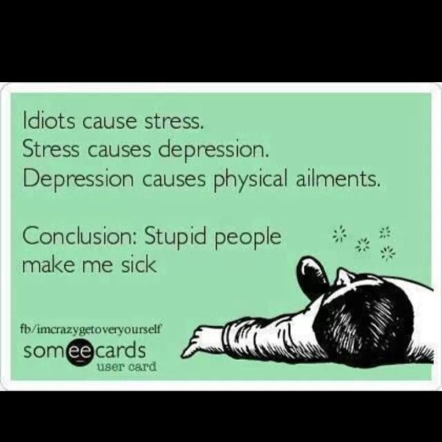 Yup...and Im feeling really sick right now l Words for