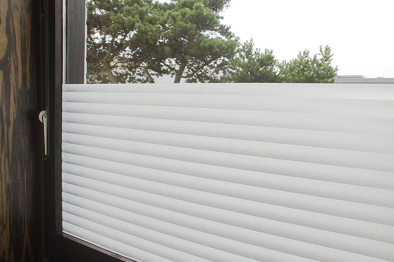 Tamia living Statische Fensterfolie 90% UV Sonnenschutz