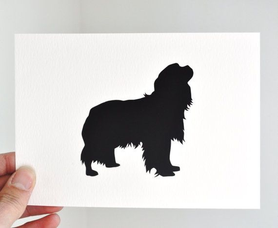Cavalier King Charles Spaniel Silhouette Google Search King Charles Dog Cavalier King Charles Spaniel Art