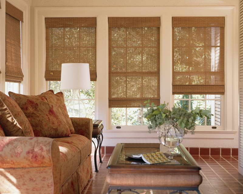 the windows covering design which changes your house : wood window