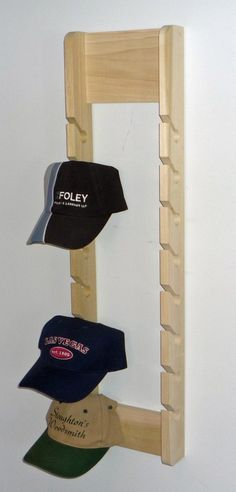 Hat Racks For Baseball Caps Amusing 20 Costfriendly And Easy Hat Rack Ideas For Your Hats Collection Inspiration