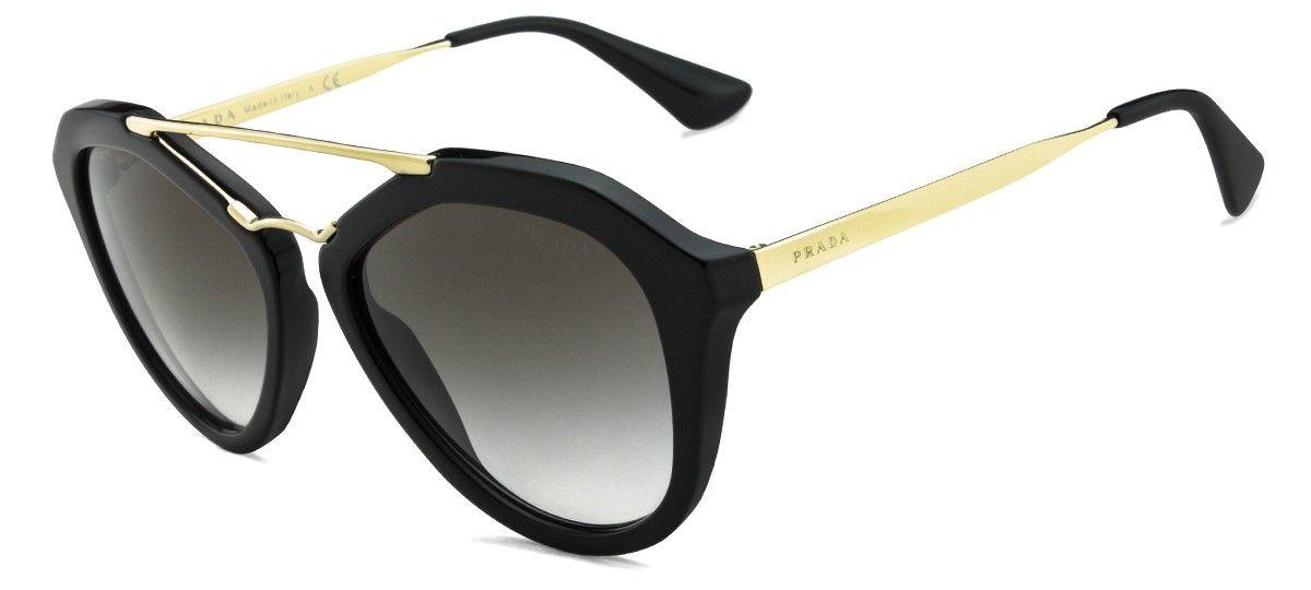 d580ba208 Prada PR12QS - 1AB0-A7/54 | Óculos | Pinterest | Óculos, Preto e Prada