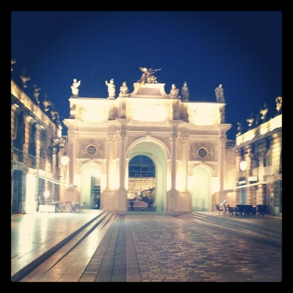 Place Stanislas#nancy