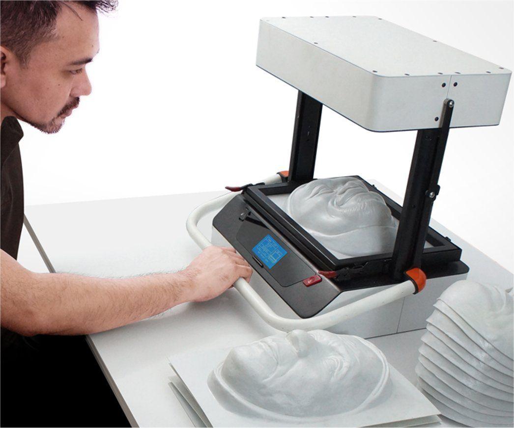Vaquform - The First Desktop Vacuum Forming Machine -- Suck fast ...