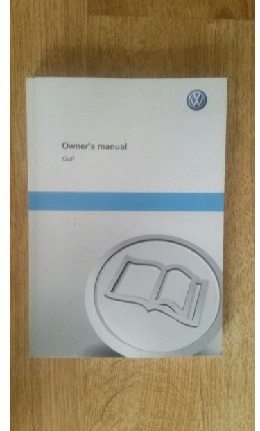 volkswagen golf manual pdf