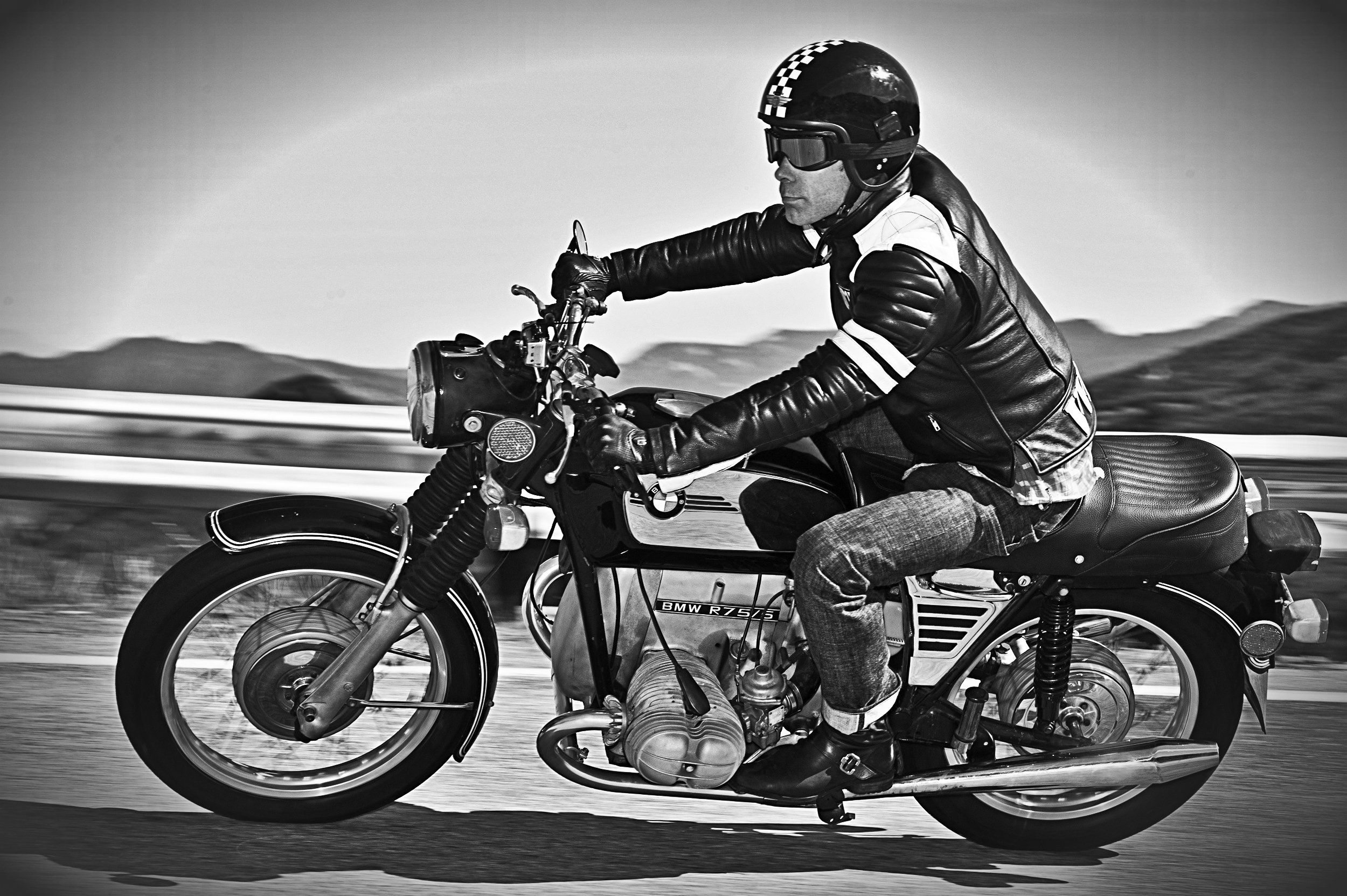 Vintage Motorcycle Wallpaper High Quality Free Download With
