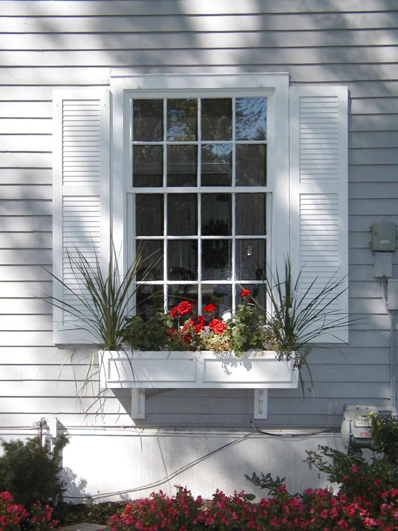 Google image result for - Exterior wooden shutters for windows ...