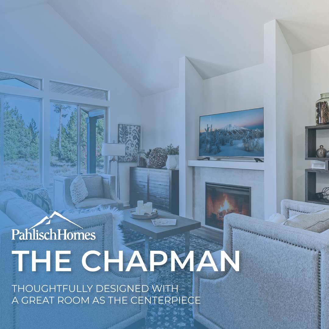 The Chapman Floor Plan By Pahlisch Homes In 2020 Home New Home Construction Floor Plans