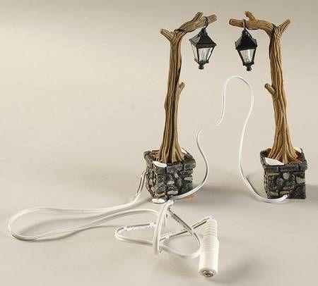Woodland Lampposts