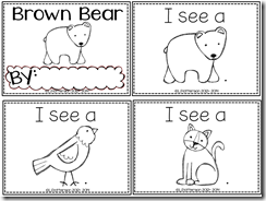 graphic regarding Brown Bear Brown Bear Printable Books known as Brown Go through Uncomplicated Reader! Literacy Freebies! Bears