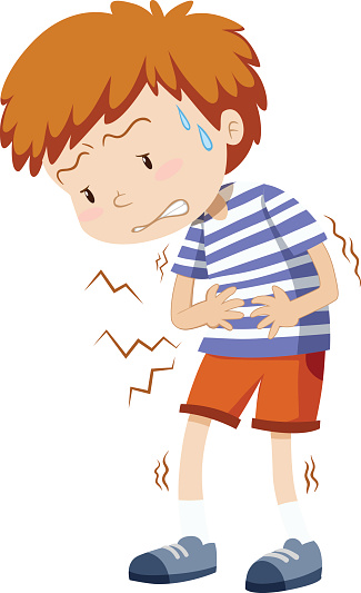stomach ache clip art vector image illustrations clip art library in 2020 clip art library picture story writing preschool colors stomach ache clip art vector image