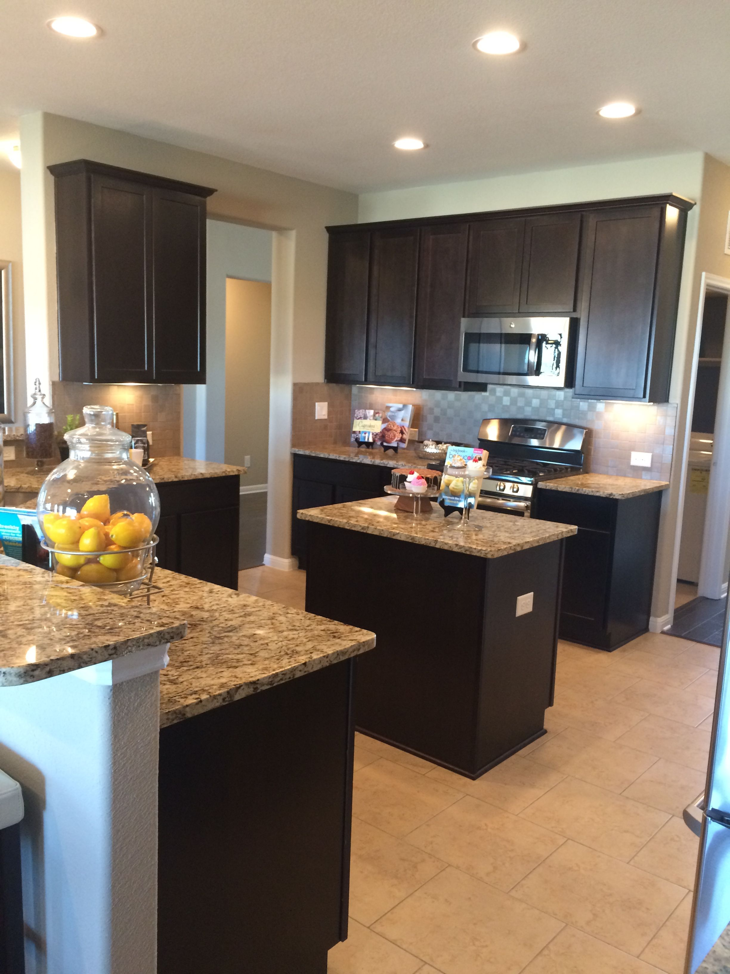 My Dream Kitchen This Picture Is From A Dr Horton New Construction Community Northside Meadow In Leander Tx Where My Cli Home Buying Kitchen Dream Kitchen