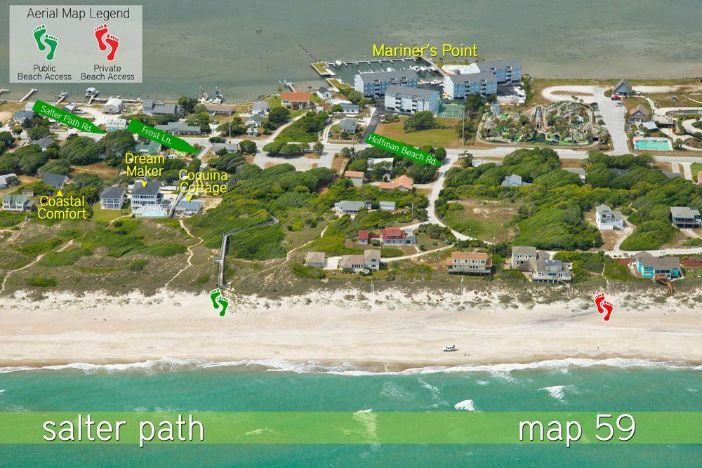 Salter Path Nc >> Salter Path Nc Interests Paths Beach Places
