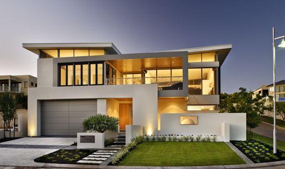 2 storey house designs - Google Search | townhouse plans ...