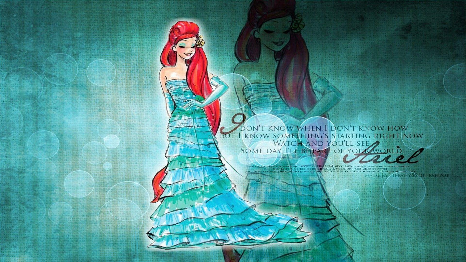 Disney princess wallpaper desktop hd