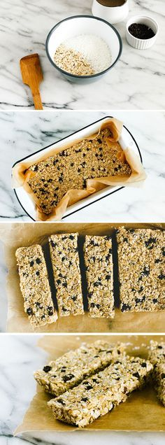 Save money and eat healthy by making your own granola bars! Simple to make and can save you so much money from buying the packaged and processed versions in the store. Multiple recipes inside!