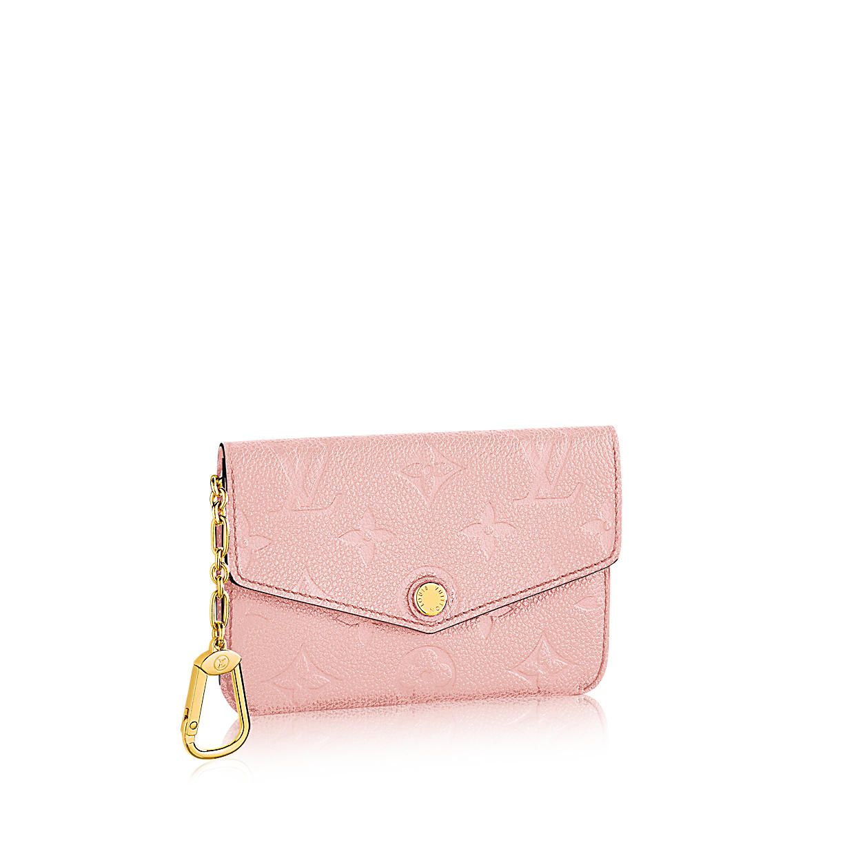 4537dac146c9 Key Pouch Monogram Empreinte Leather in WOMEN s SMALL LEATHER GOODS KEY    CARD HOLDERS collections by Louis Vuitton