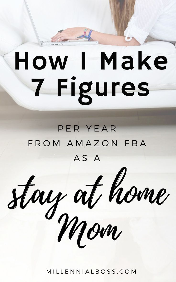 How This Stay At Home Mom Sources Amazon FBA Products And Makes A 7 Figure Income Online