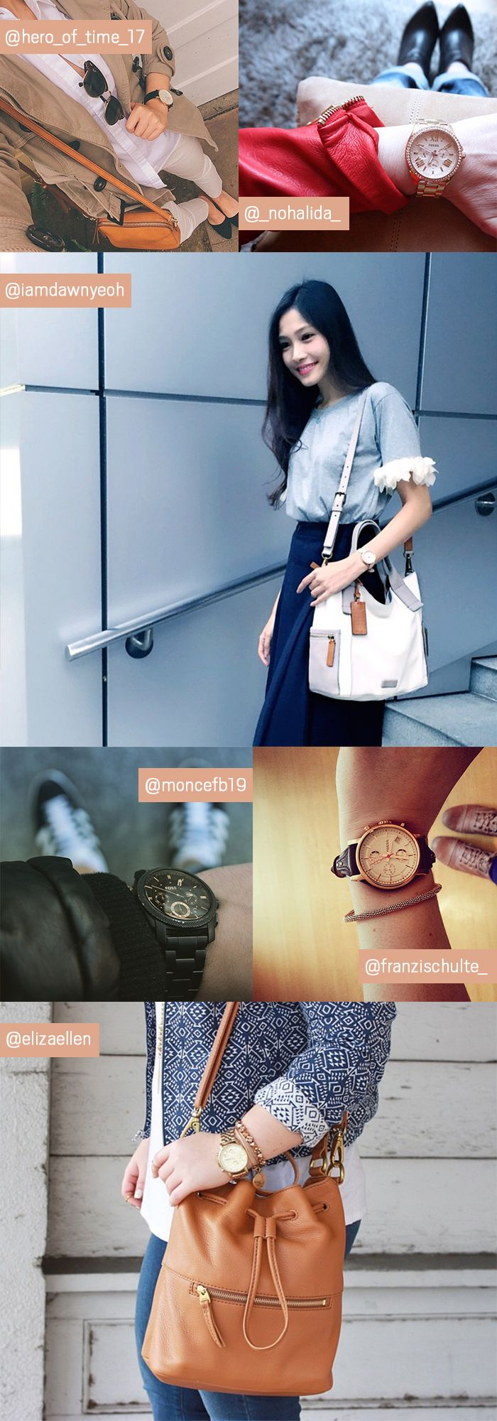 #fossilstyle roundup