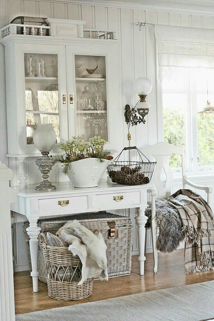 rustic farmhouse decor shabby chic pinterest. Black Bedroom Furniture Sets. Home Design Ideas