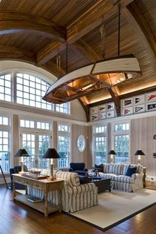 Decorating In Nautical Style Home House Design House Interior