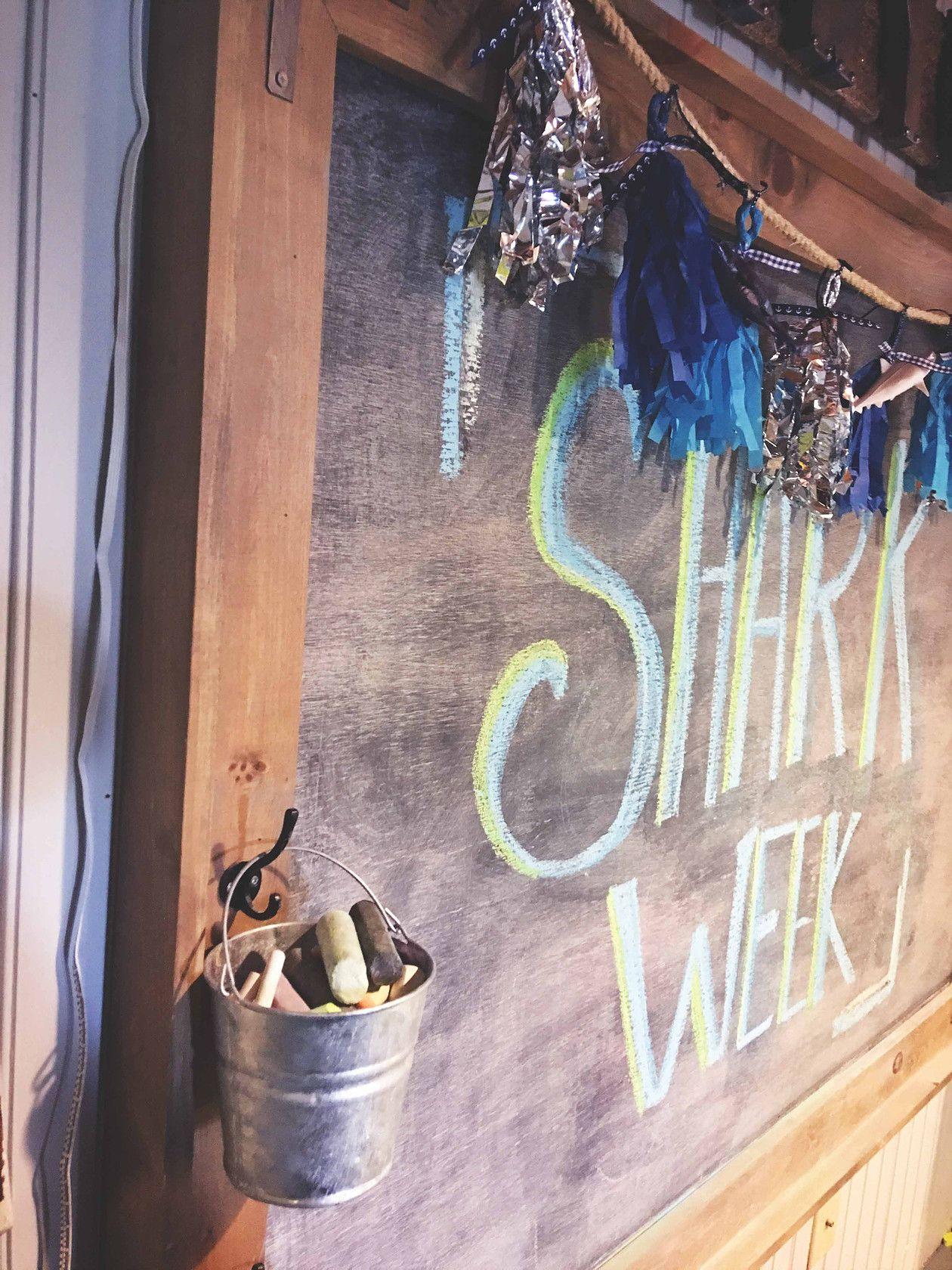 Shark Week Sweet South Creative Sharkweek Banner