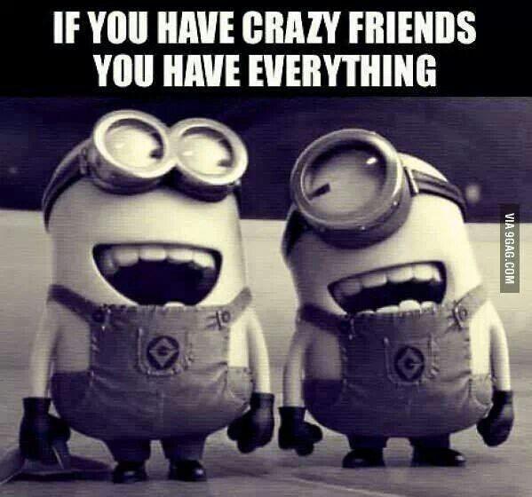 Crazy Friend's...