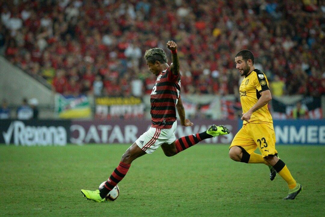 """Bruno Enrique 🔴⚫ Libertadores 2019 """"Flamengo 0 x 1 Penãrol"""
