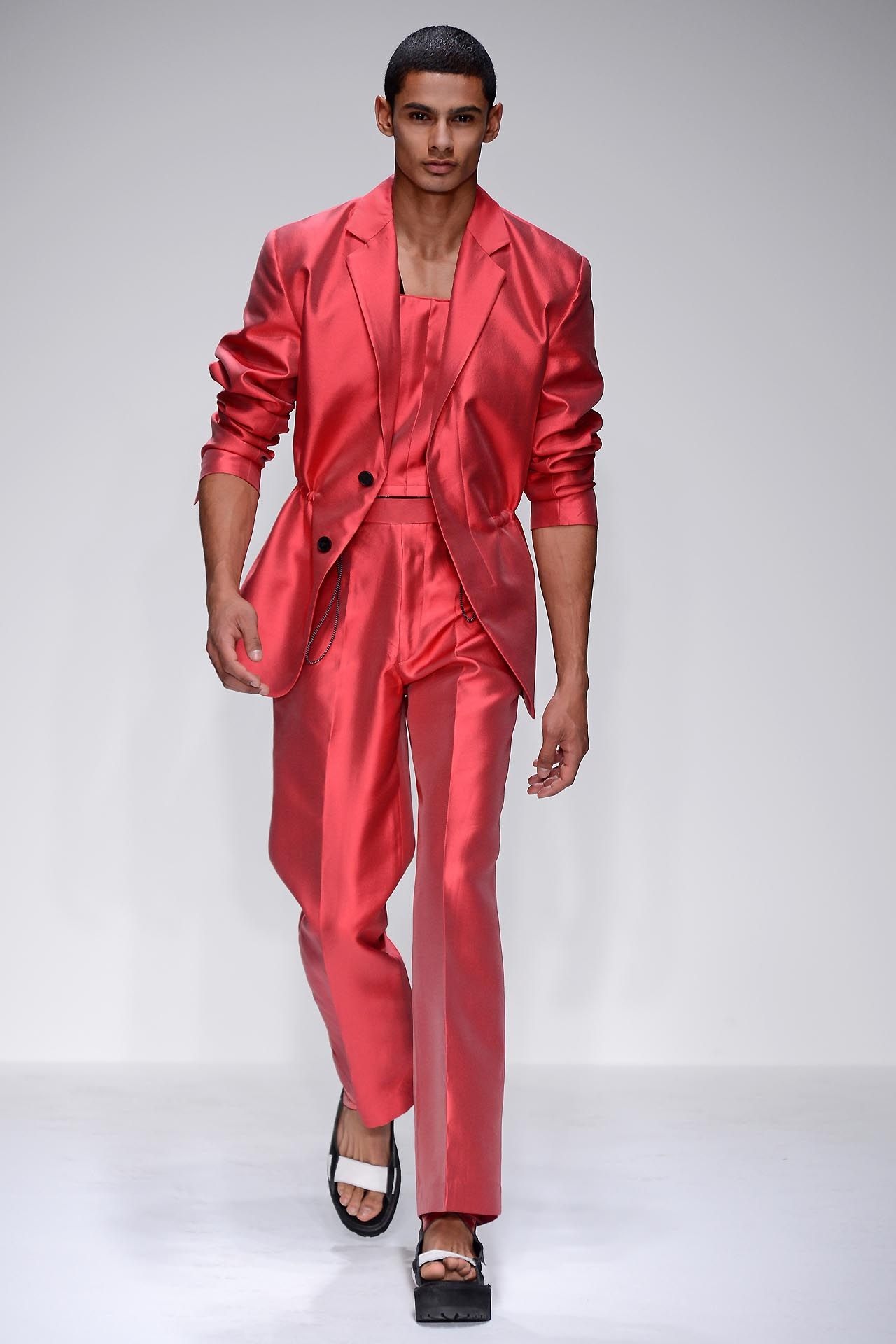 Xander Zhou SS13r - Love the color