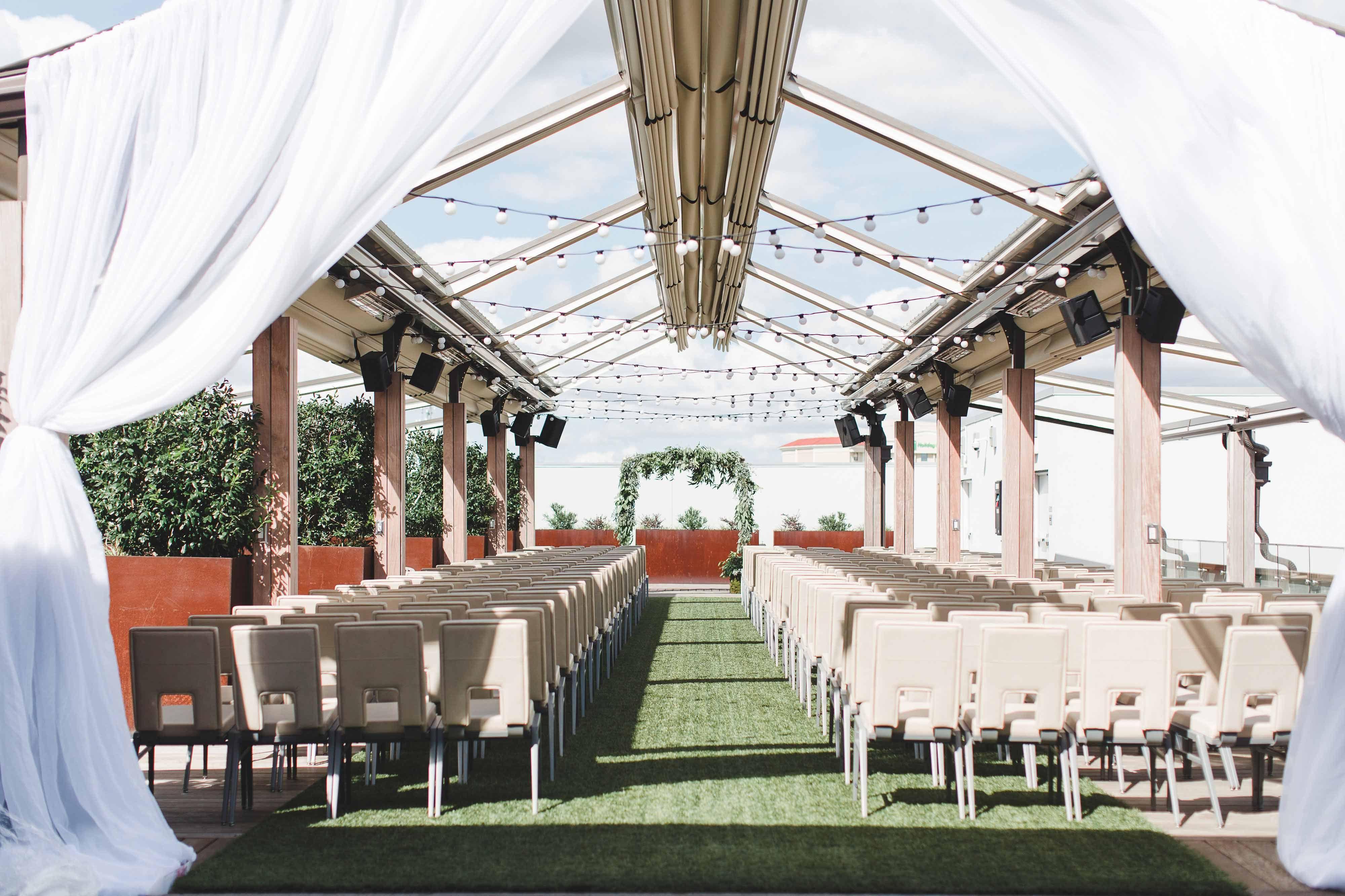 Renaissance Dallas Hotel Wedding Rooftop Wedding Dallas Hotels