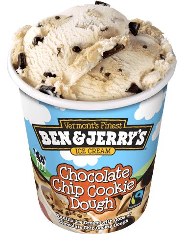 cookie dough ben and jerrys recipe