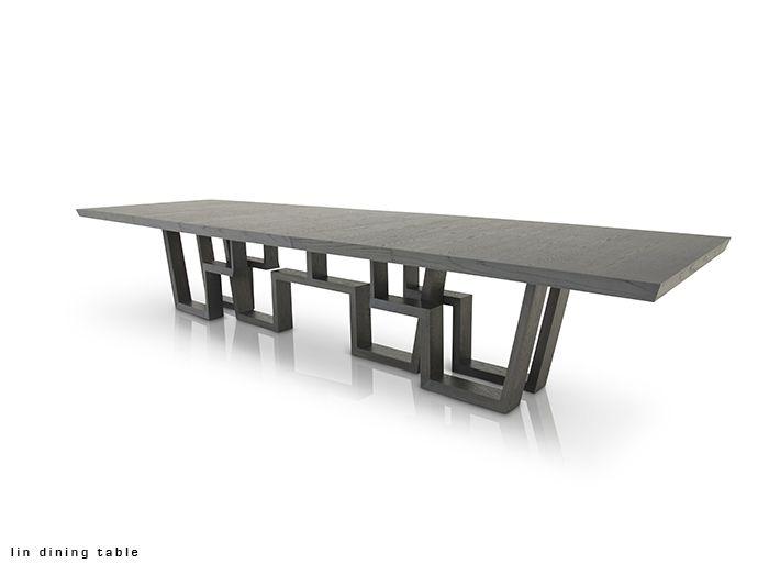 Lin Dining Table Dining Table Dining Table Design Modern