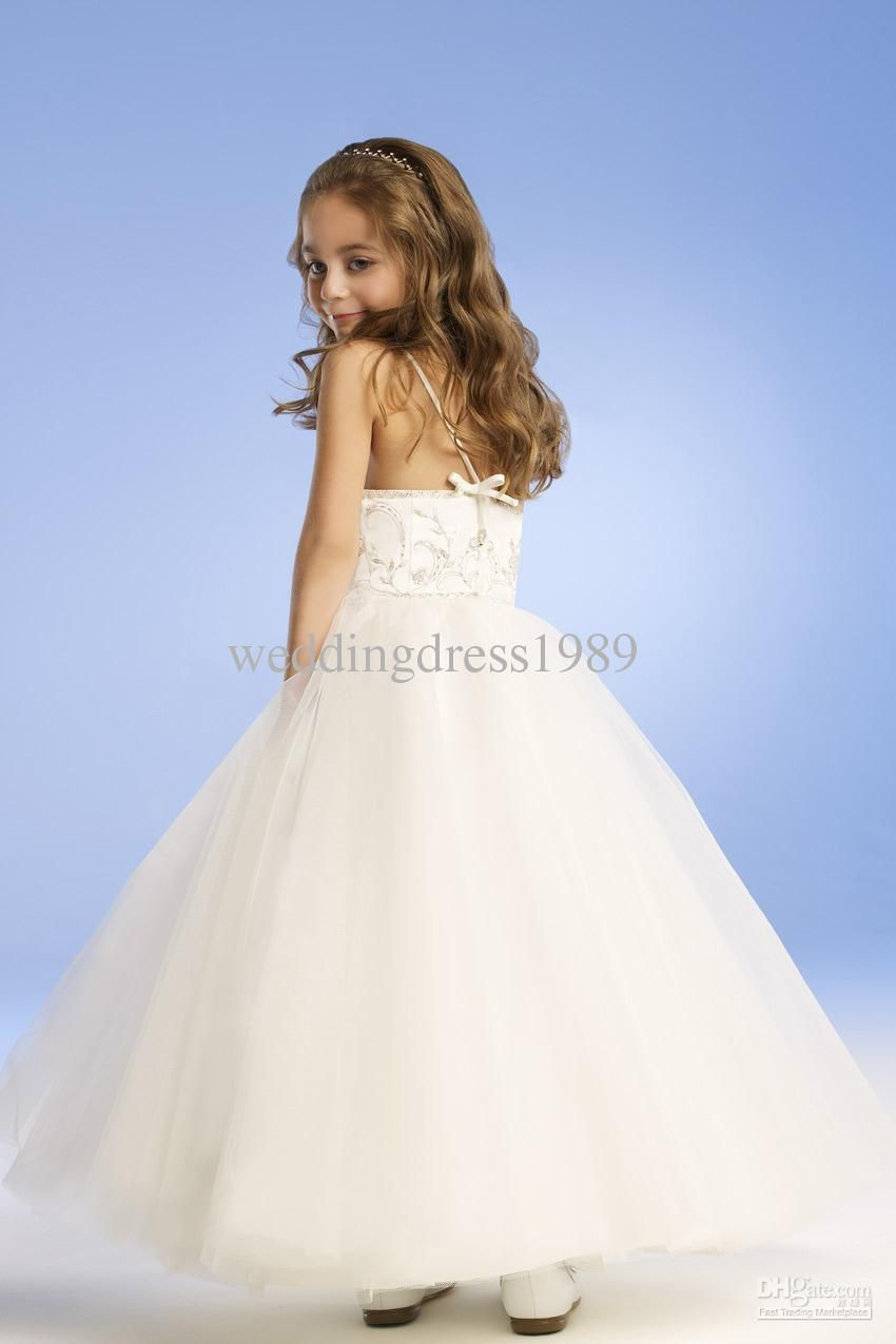 Flower Girl Dress 9 Year Old - Bing