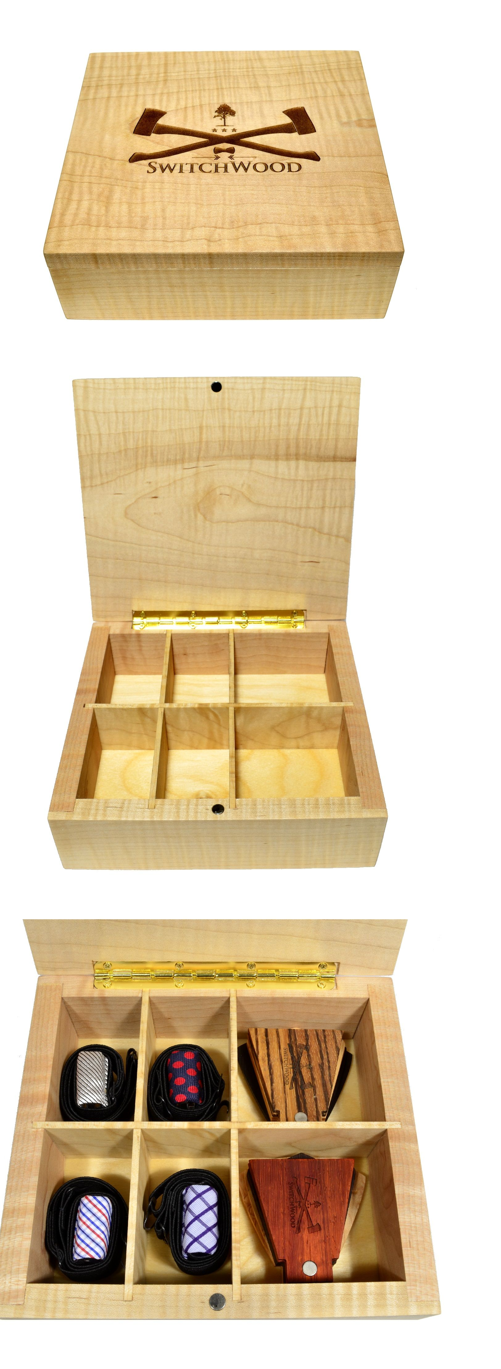 Amazing SwitchWood Has Been Prototyping A Handcrafted Luxury Tie Storage Box. Makes  For A Great Tie Holder Or Tie Organizer For Our Wooden Bow Ties And Any  Type Of ...